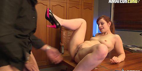 LA COCHONNE DP Office Fun With BBC For Sexy Babe Lola Soums